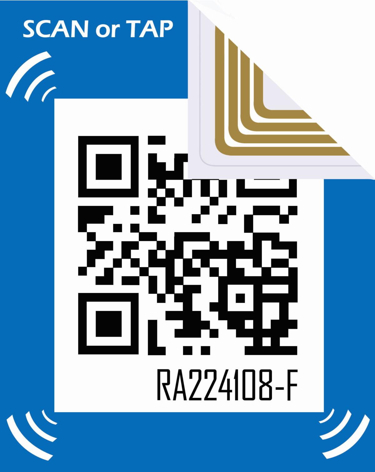 NFC App Location Tracking