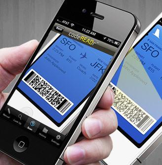 Coupon App Barcode Scanning