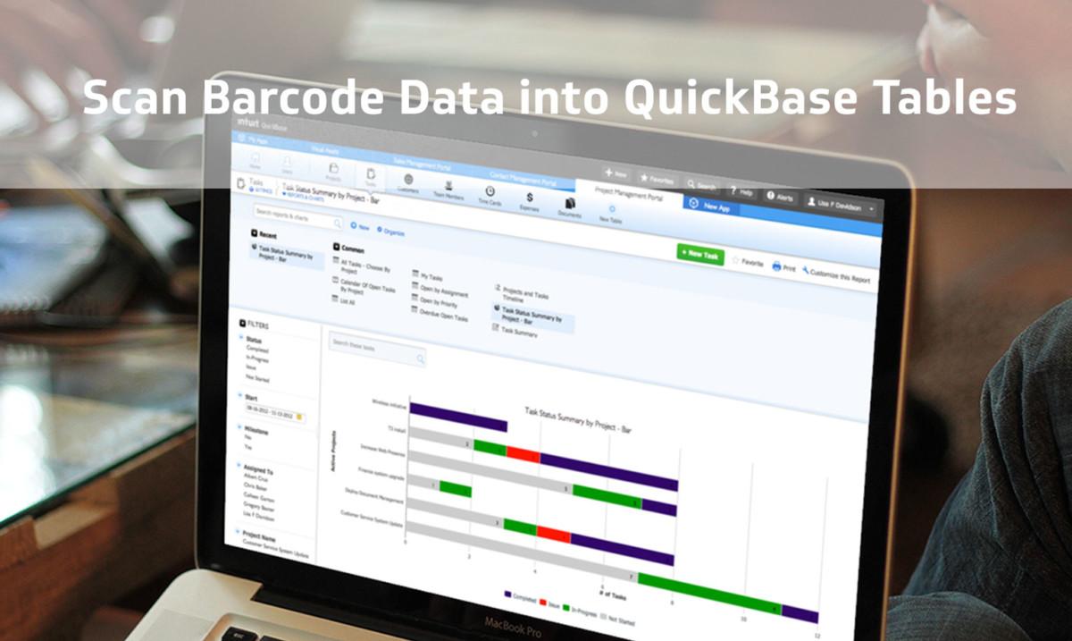 Database Scanner for Quickbase Tables