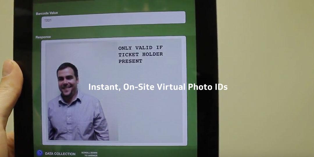 Visual Verification Barcode Scanning