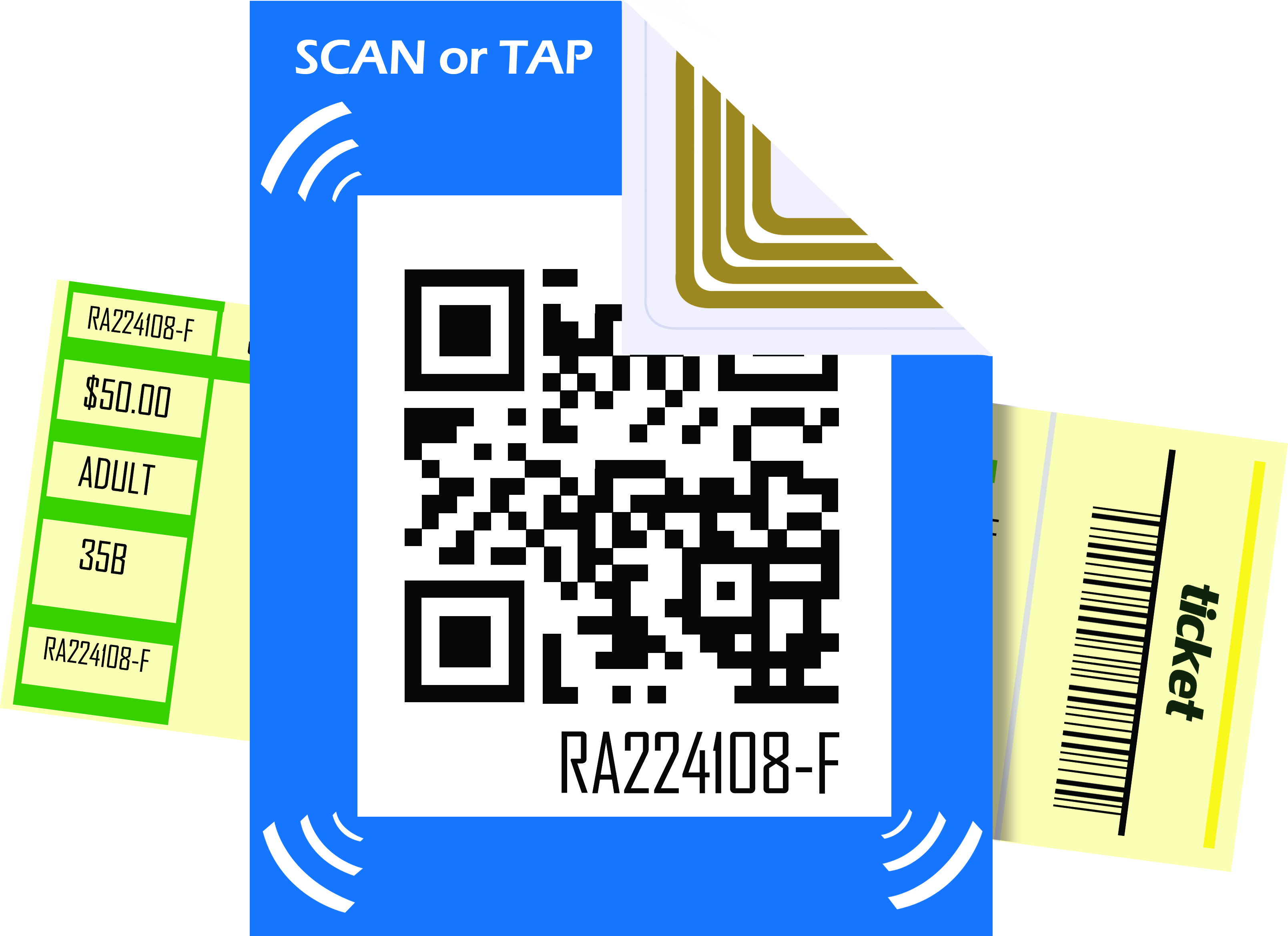 Nfc Tag News Scan With Barcode Scanner