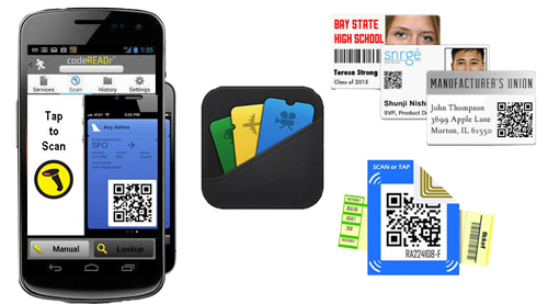 Mobile Barcodes for Passbook