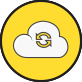 Automatically Sync with your Server or Ours Using the Cloud