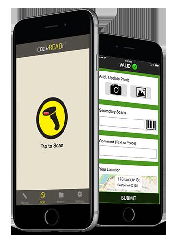 User Experience In-App Screenshots