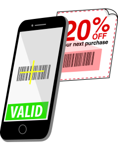 Instant Coupon Validation