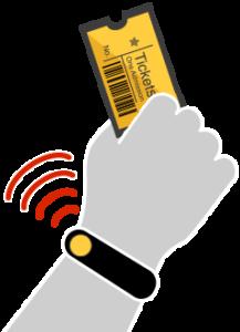 scan RFIC/NFC tag