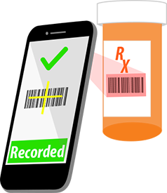 Verification and tracking of medicine