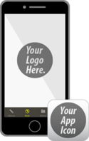 Remote ordering app with own logo