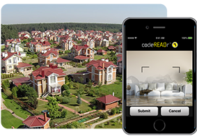 Create formal electronic records of property inspections with codeREADr's property inspection features.