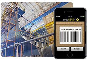 codeREADr's work in process tracking lets users track time, quality, and quantity by task, step, worker and location.