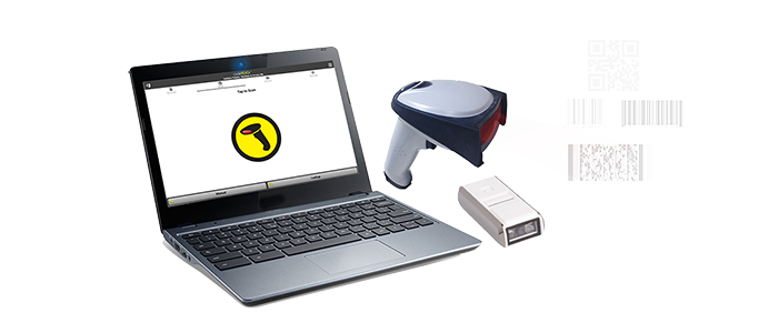 barcode scanner for mac and chromebook