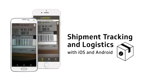 Shipment Tracking App for Android and iOS