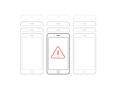 Emergency Scaling of devices