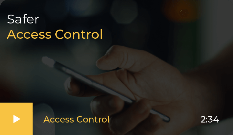 safer access control