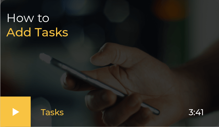 How to add tasks