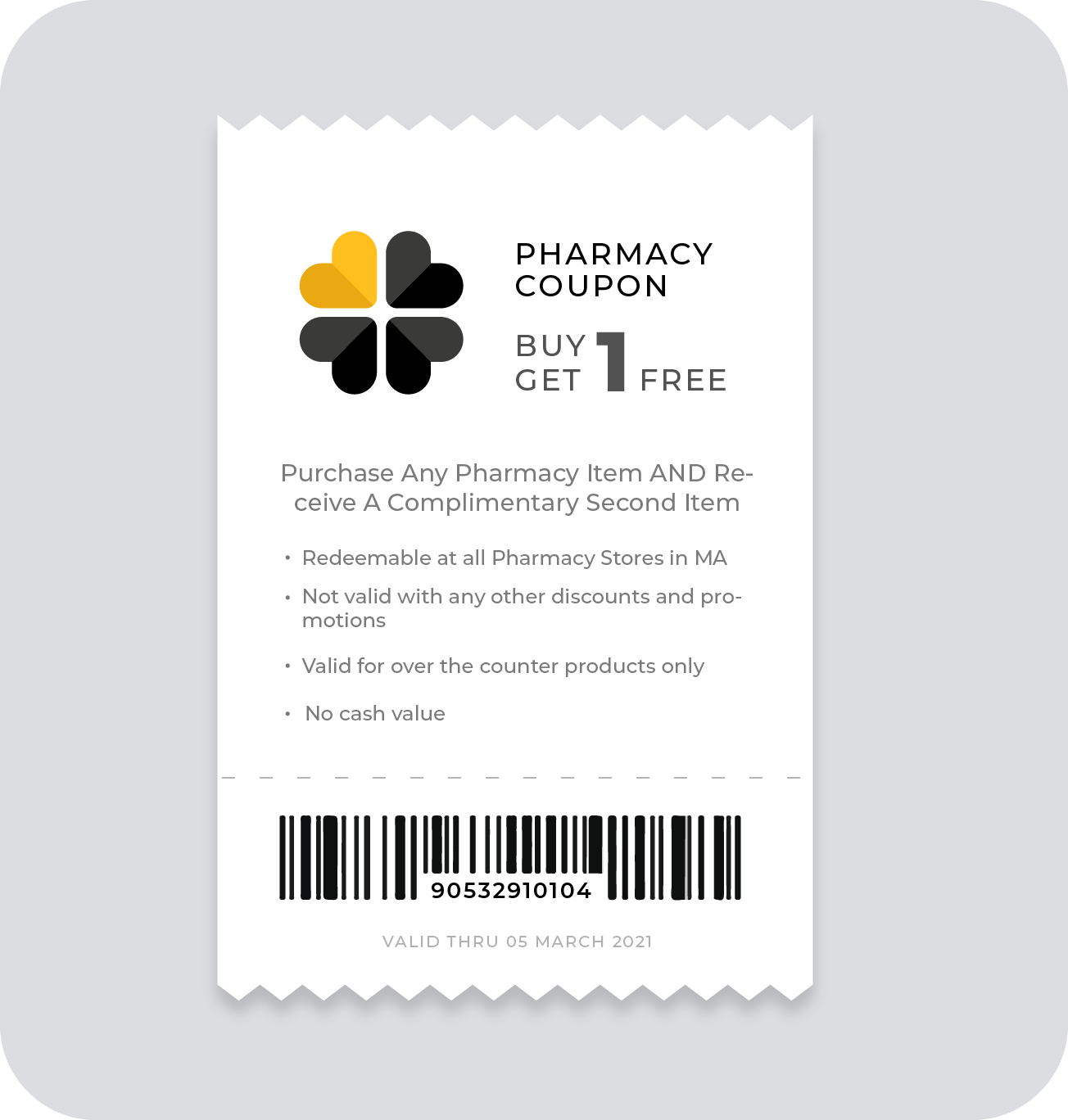 Coupon scanner solution