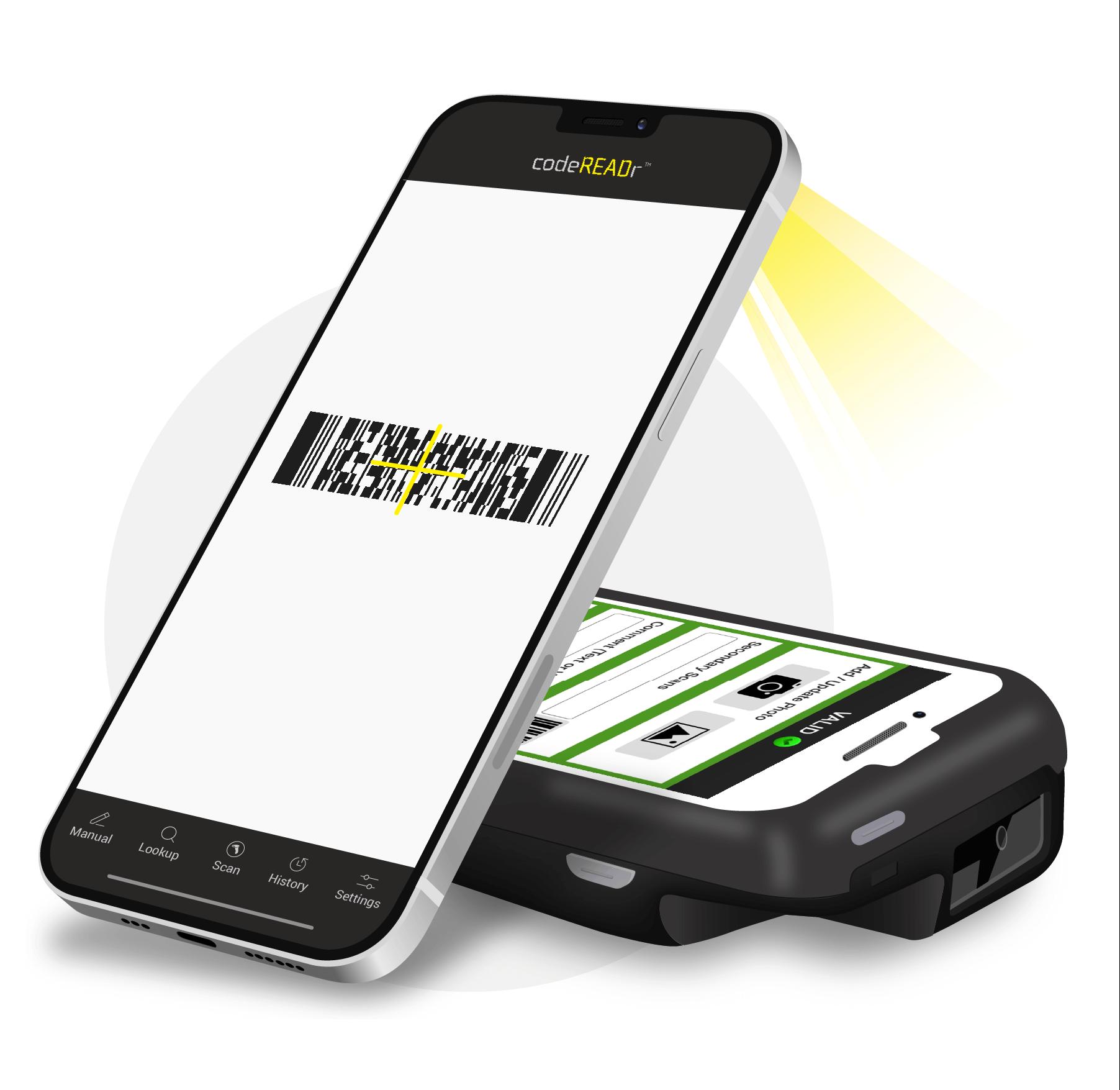 Barcode Scanner App